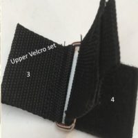 Upper Velcro set